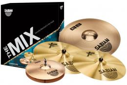 Изображение продукта Sabian GARAGE B8/XS20 MIX SET